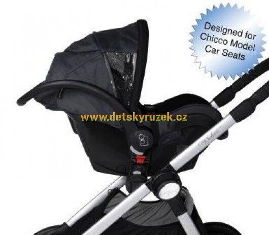 Baby Jogger Adapt 233 R Pro Autosedačku Dětsk 253 Růžek