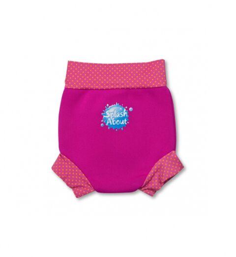 Plavky Happy Nappy Splash About - Růžové tečky 4c1e1bbc89