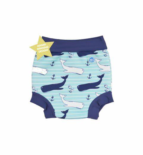 Plavky Happy Nappy Splash About - Velryba fcf42957b2
